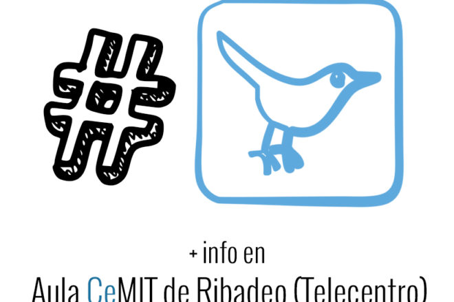 Curso twitter CeMIT Ribadeo